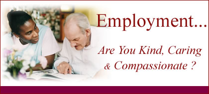 caregiver jobs & caregiver employment